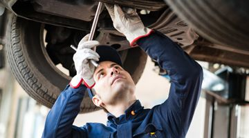 A.C.H. Autos Telford vehicle car servicing & repairs image.