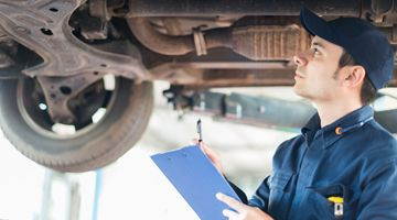 A.C.H. Autos Telford vehicle inspection & MOT testing image.