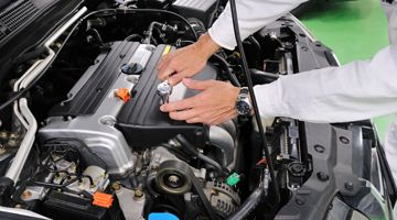A.C.H. Autos Telford vehicle repairs engine maintenance image.